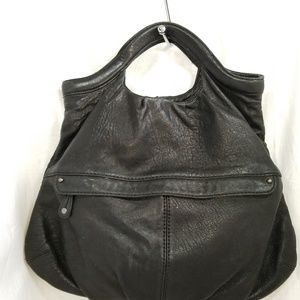# B8,421 Gap Goat Leather Keyhole Bag